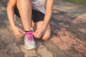 Rozgrzewka dla początkującego biegacza